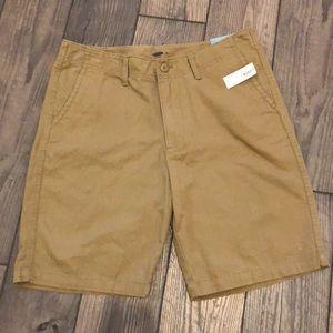 khaki men's size 34 shorts